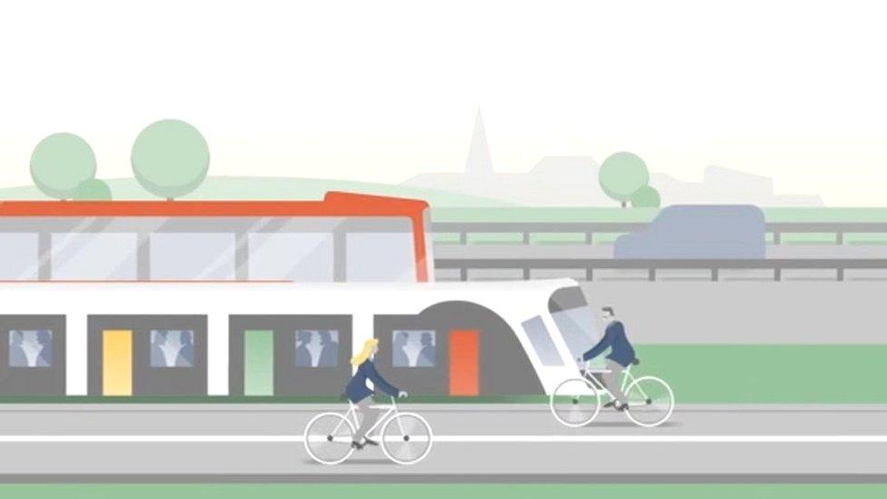 Vlada je pokrenula reklamnu kampanju za obnovu transportne mreže