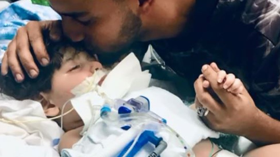Yemeni mum granted visa to visit dying son in California