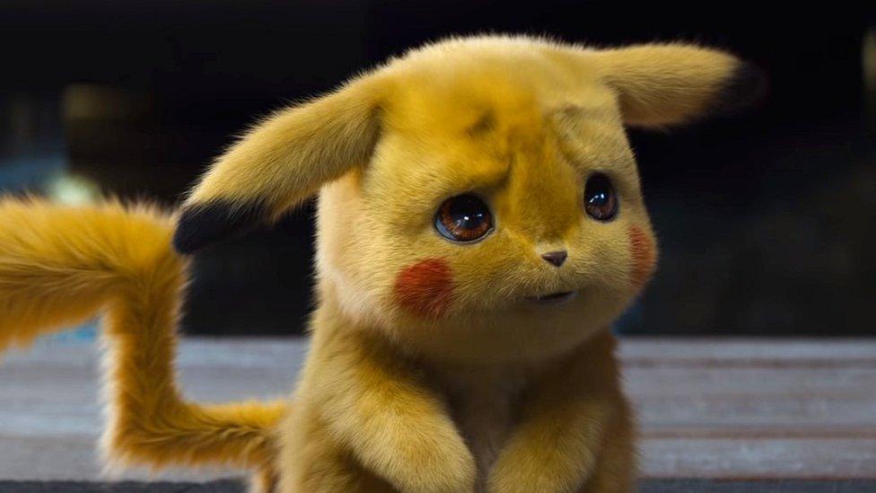 Detective Pikachu: 'Gross' furry Pokemon divides fans