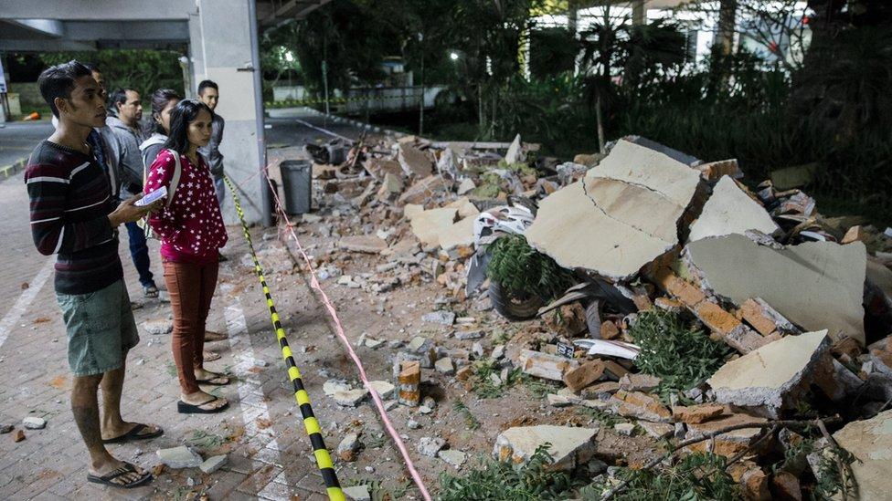 Землетрус в Індонезії: понад 90 загиблих та евакуація