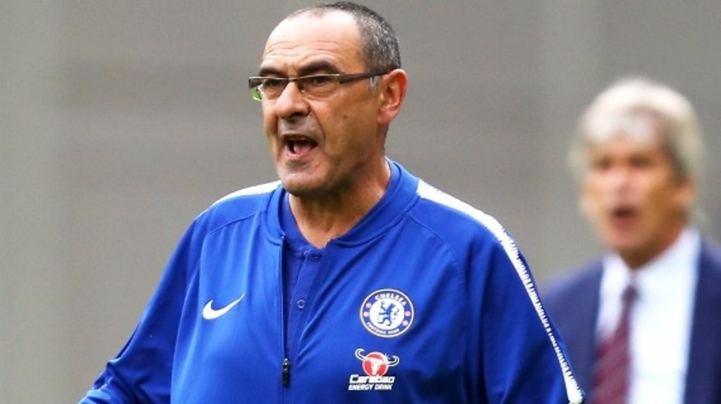 West Ham 0-0 Chelsea: Blues must improve quickly - Maurizio Sarri