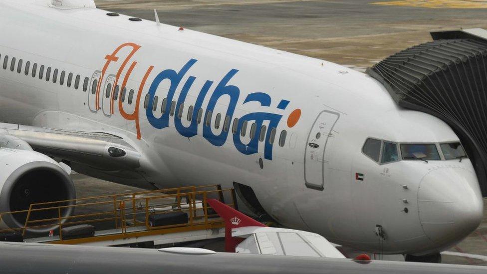 شركة طيران فلاي دبي