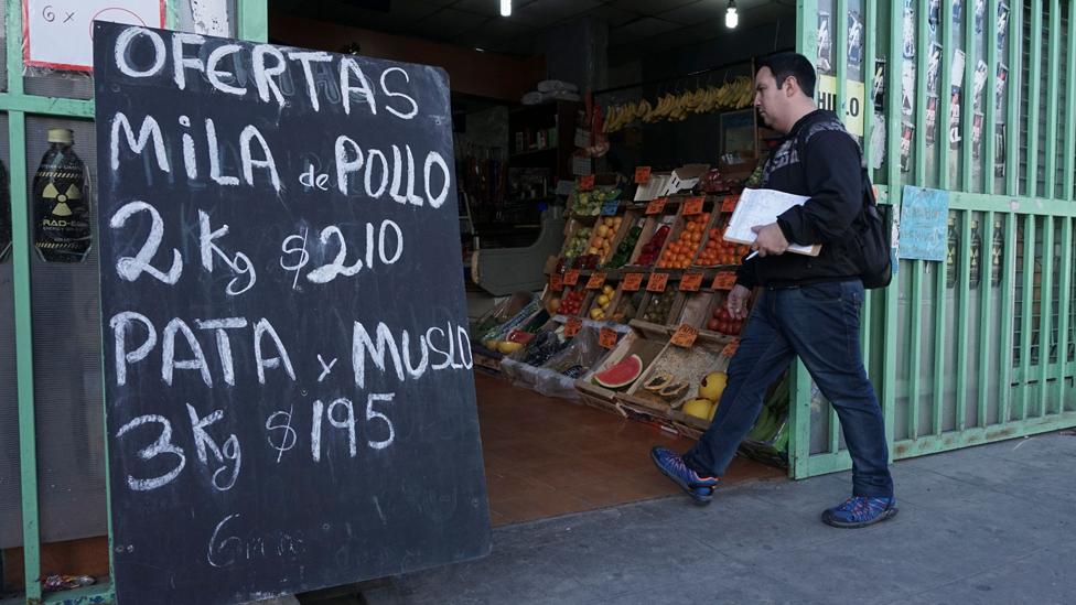 Chino en Argentina