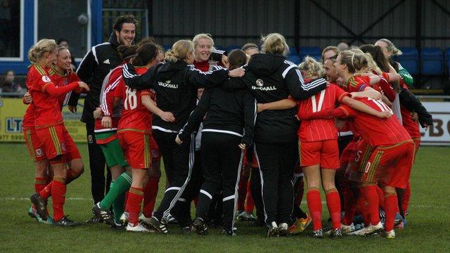 Highlights: Wales 4-0 Kazakhstan