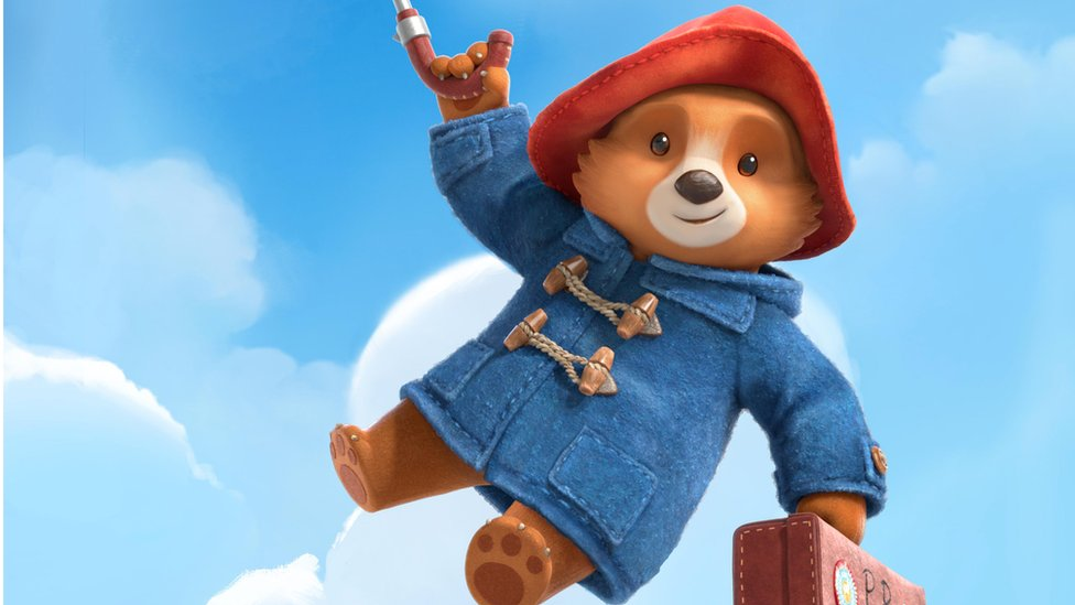 Paddington returns as a TV series with the voice of Ben Whishaw