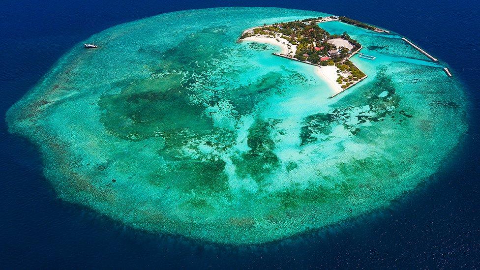 maldives, perubahan iklim