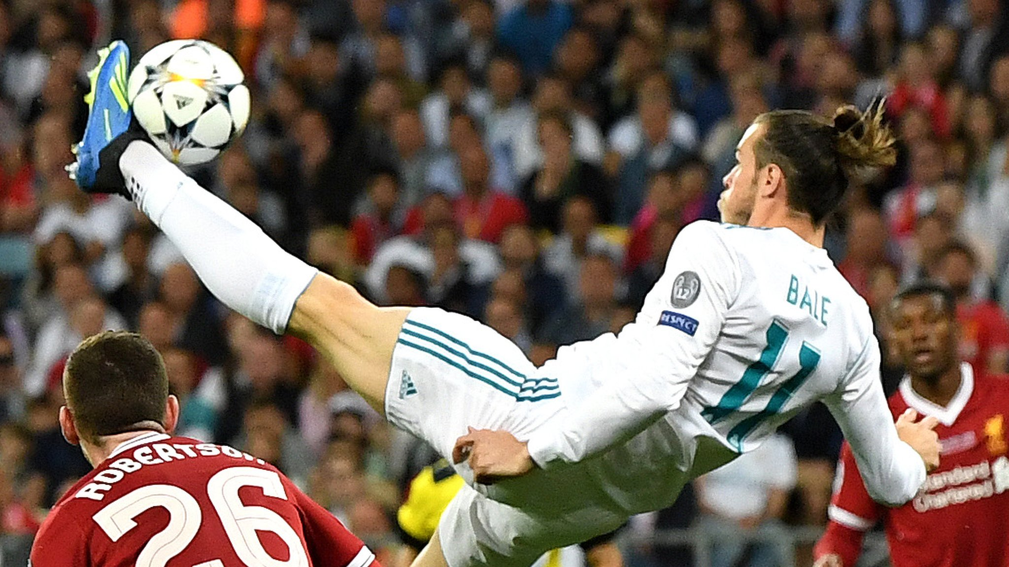 Gareth Bale's Champions League goal: Was it greatest in competition?