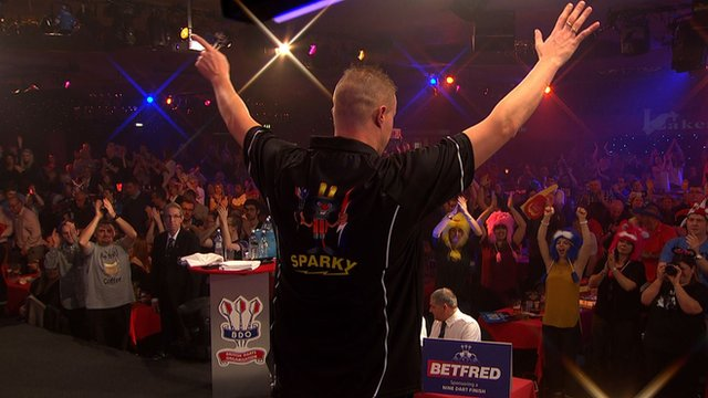 bdo darts finals