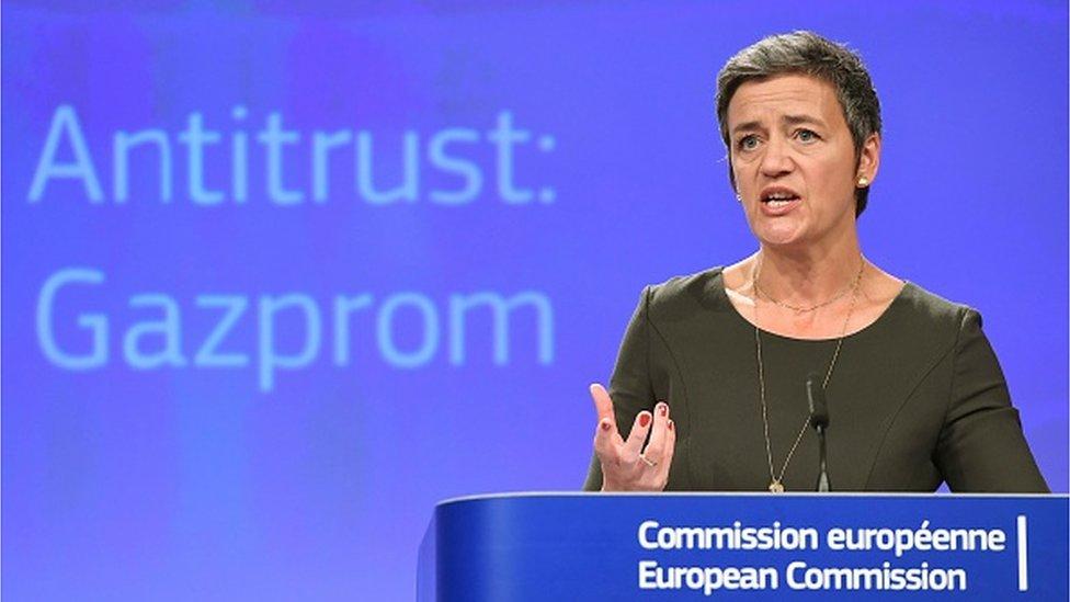 Що означає мирова угода ЄС та Газпрому