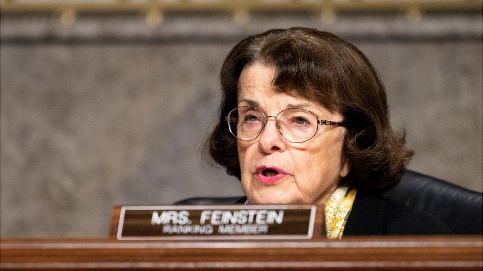Senador Feinstein