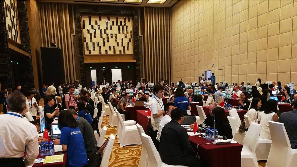 Cuarta Cumbre de Innovación China-Israel