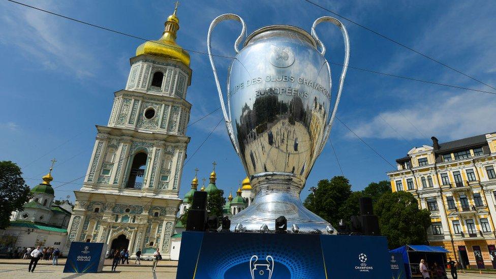 Огляд ЗМІ: хто виграє кубок Ліги чемпіонів у Києві?