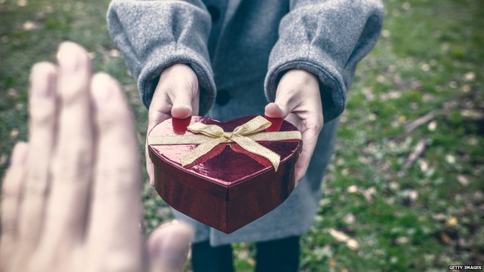 unwanted gifts