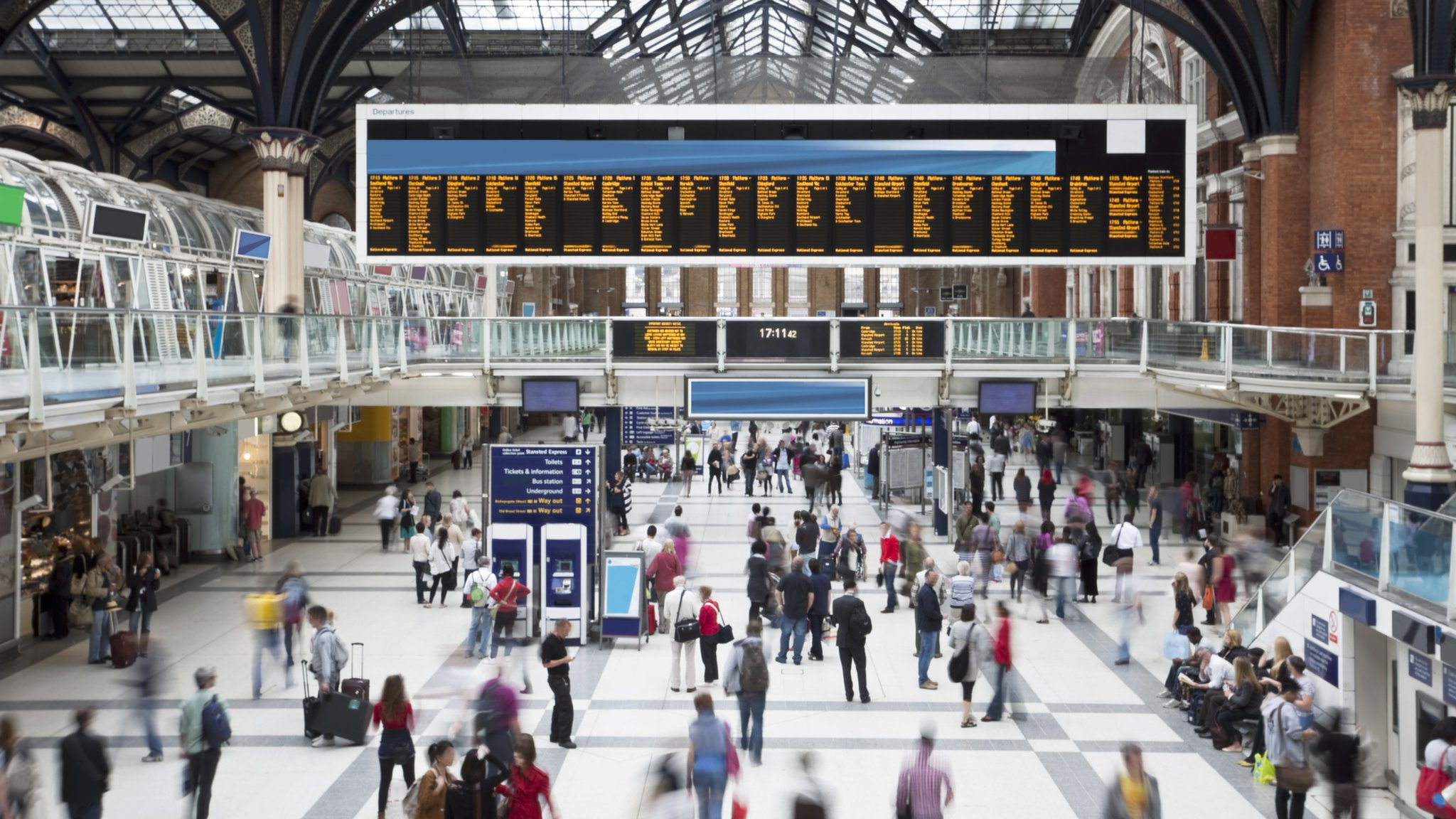 Rail firms say pre-paid ticket issue 'now resolved'