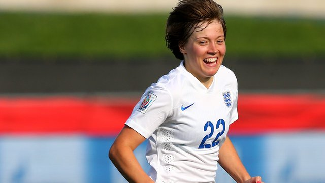 England and Chelsea's Fran Kirby