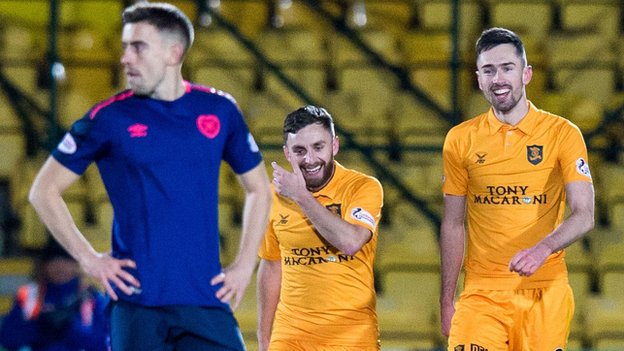 Livingston 5-0 Hearts: Embarrassed Craig Levein says 'we made them look like PSG'