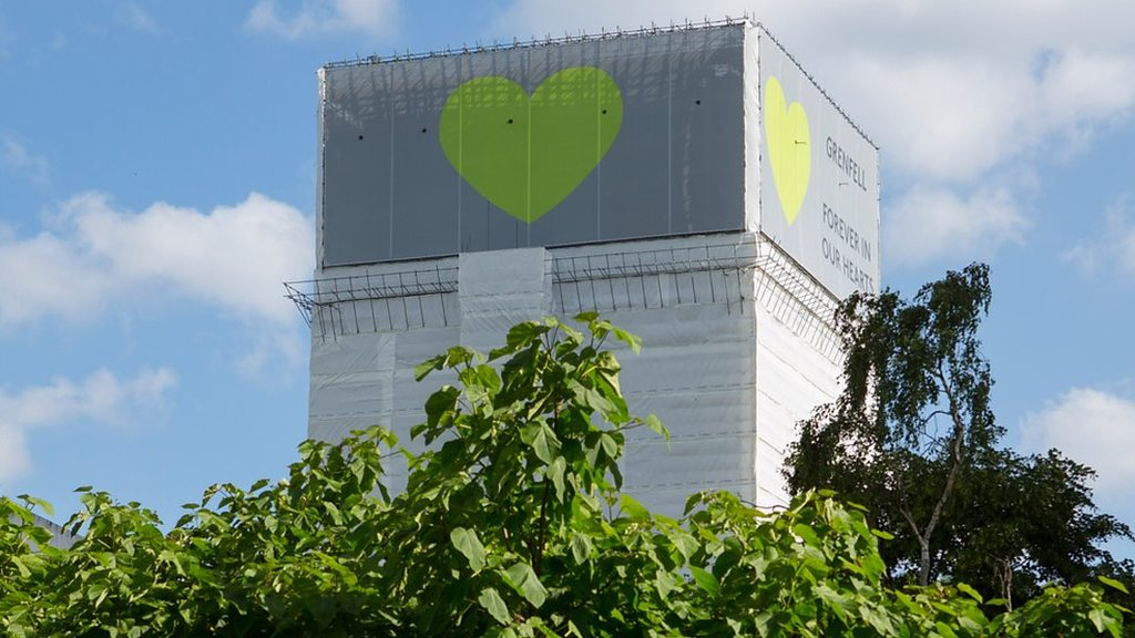 Grenfell Tower: Teenagers open up about loss