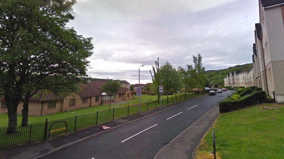Men injured in Greenock knife attack