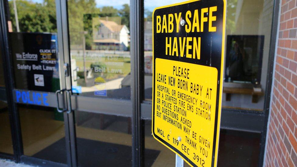 Estados Unidos: Instalan buzones para abandonar a recién nacidos