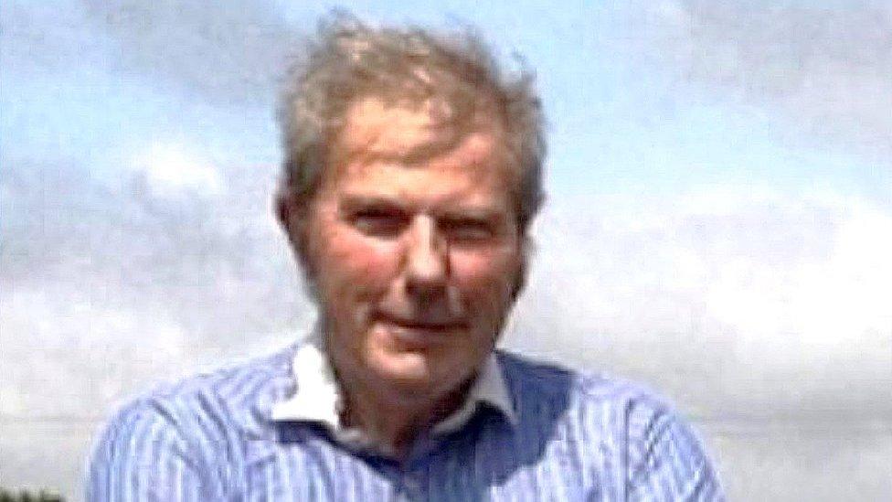 Four murder arrests in missing farmer William Taylor probe