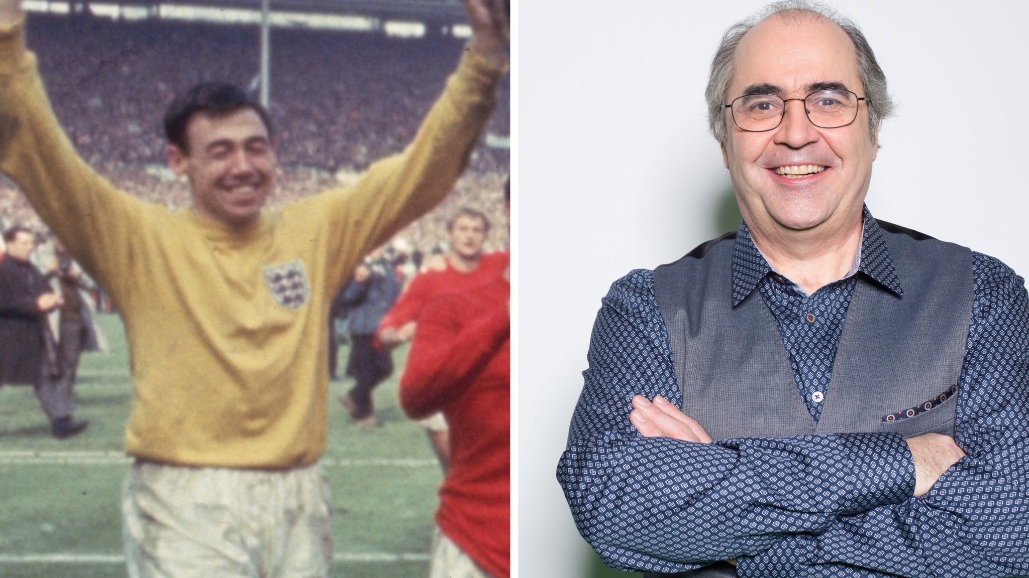Gordon Banks shirt campaign reaches 11,000 retweets
