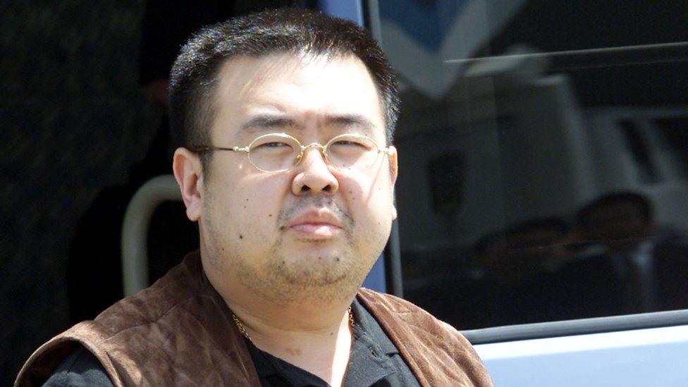 Kim Jong-nam killing: Regime critic carried 'antidote'