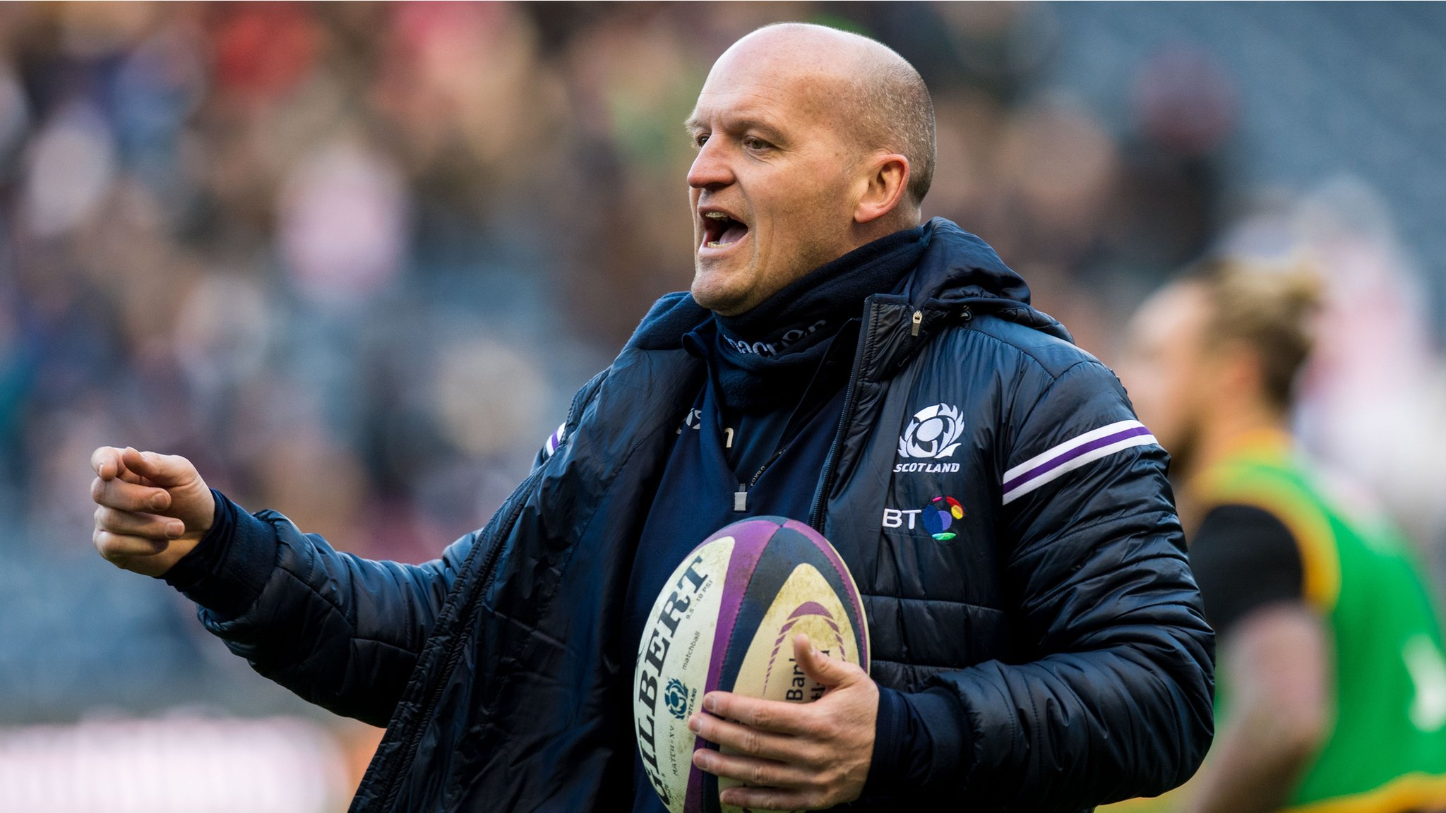 Argentina v Scotland: Fraser Brown curve ball as final Test will dictate tour success
