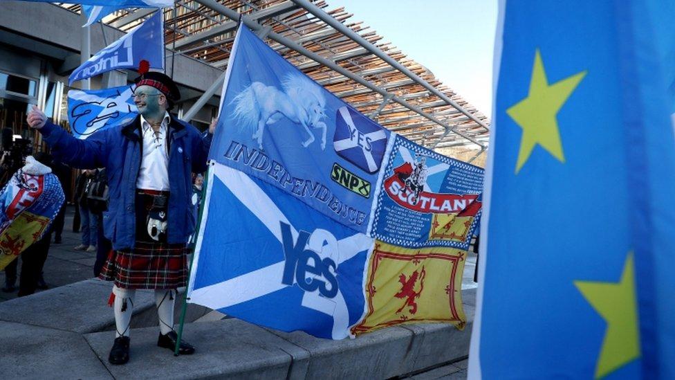 Holyrood rally