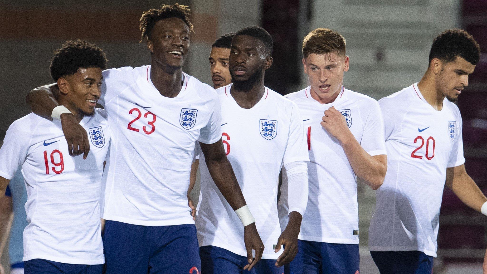 Fine strikes give England U21s win over Scotland