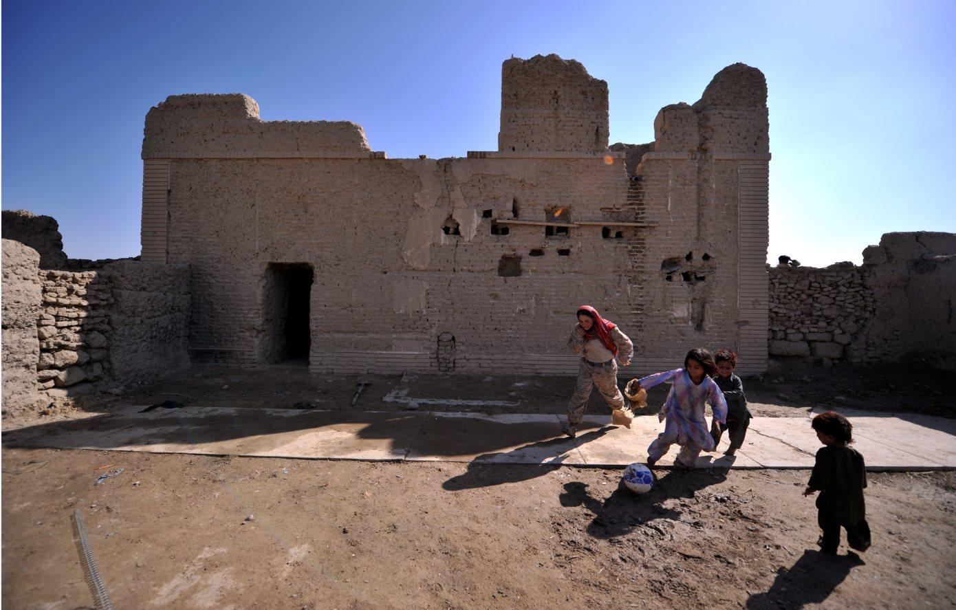 anak-anak afghan