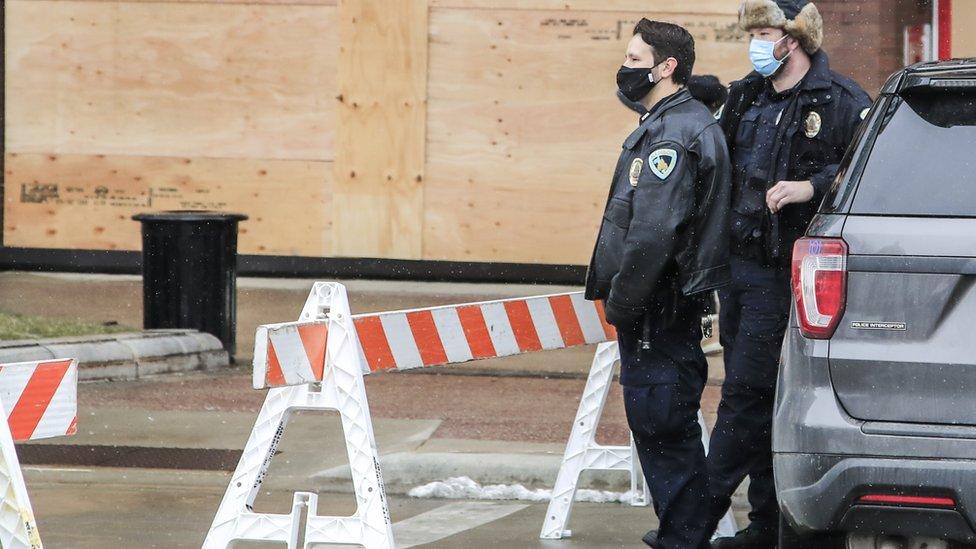 إجراءات أمنية مشددة في ولاية ويسكونسين