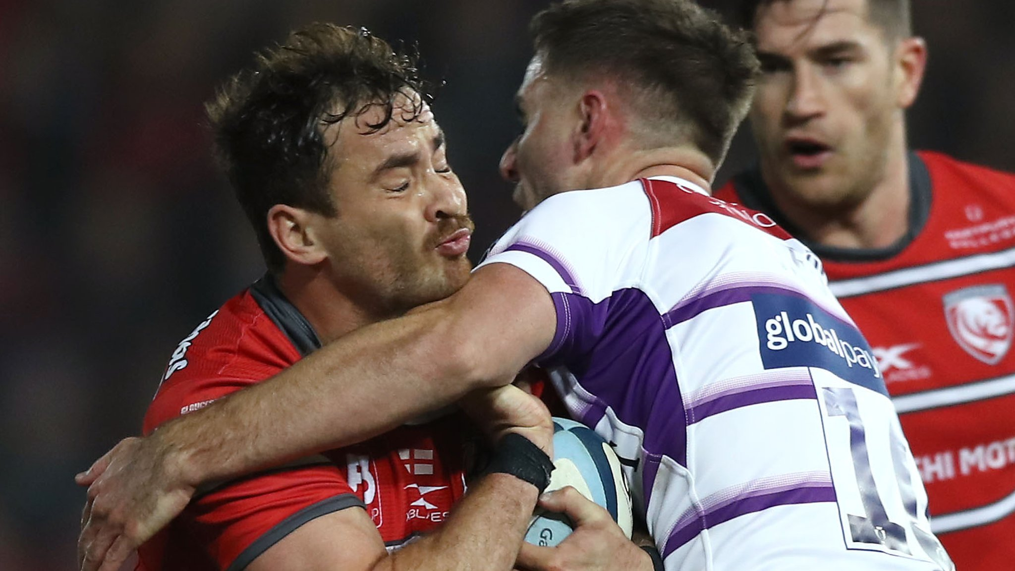 Gloucester 36-13 Leicester Tigers: Danny Cipriani shines on return from suspension