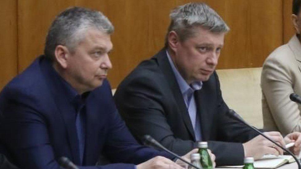 Vladimir Petrović i Goran Stevanović