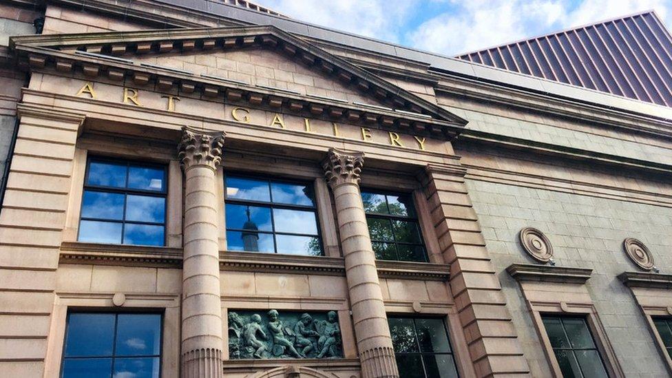 Redeveloped Aberdeen Art Gallery gets £1m from BP