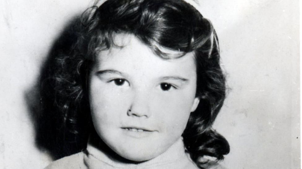 Carol Ann Stephens, who was abducted and murdered in April 1959