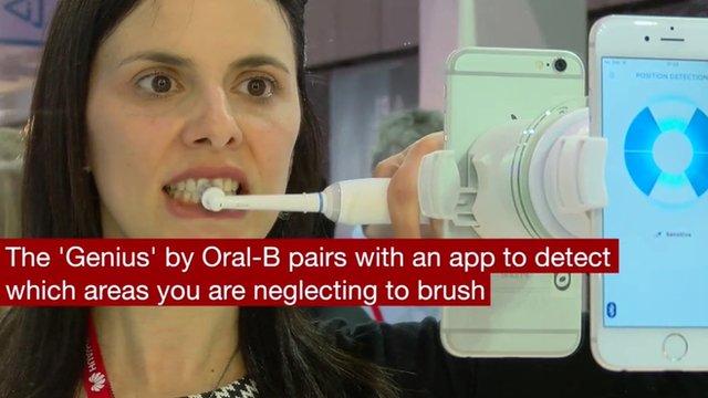 Oral B app