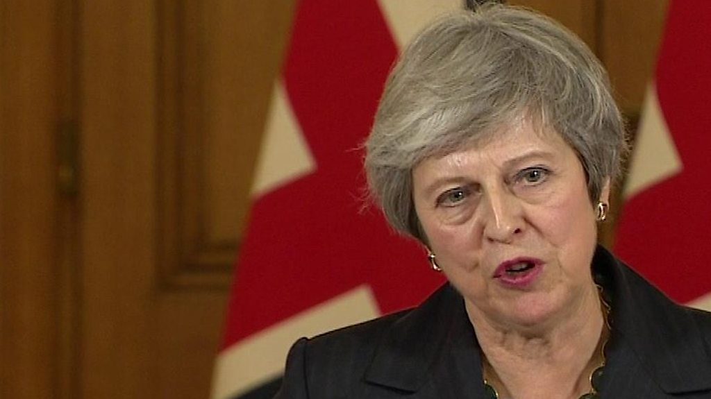 Brexit: Theresa May quizzed on no-confidence vote