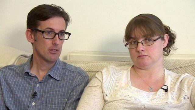 Charlie Jermyn's parents
