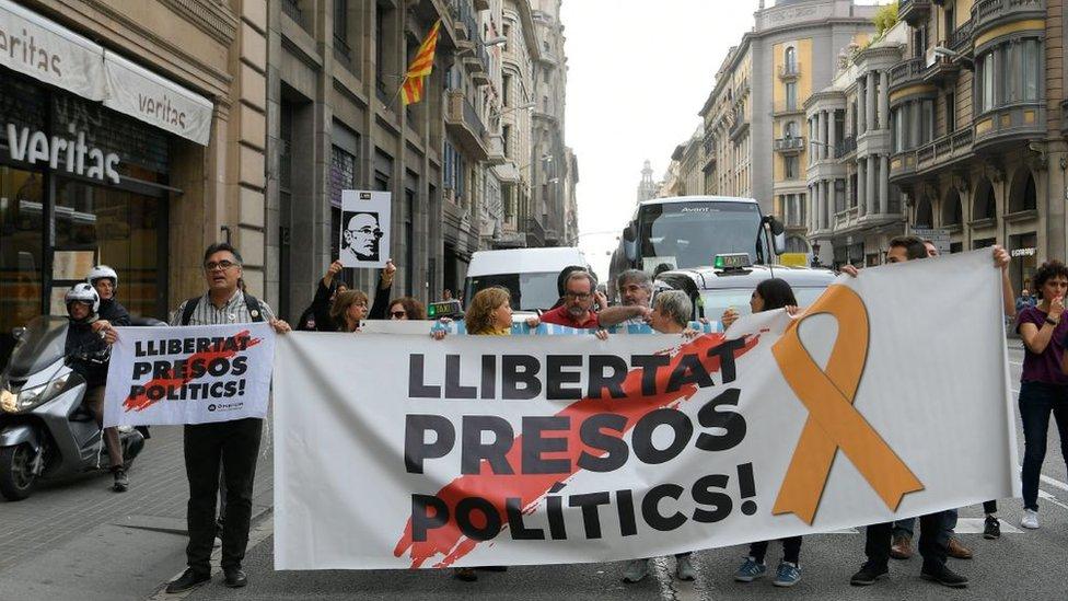 Protesta independentista