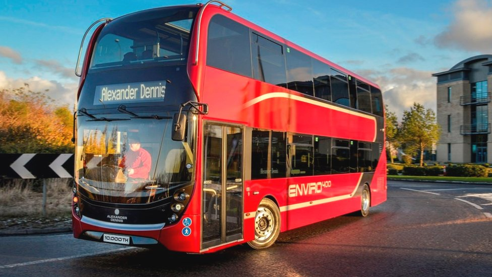 Stagecoach plans bus orders worth £80m