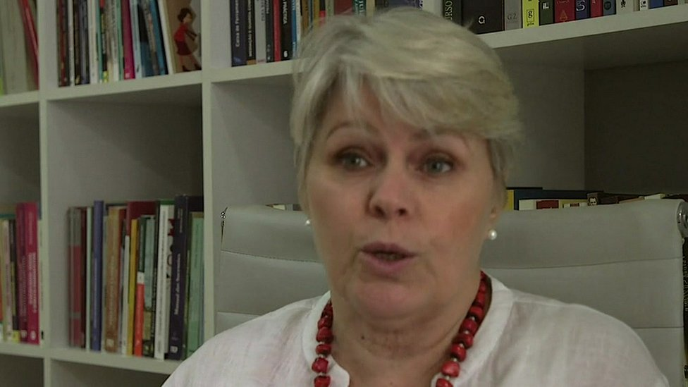 Ana Gergase, abogada matrimonial para parejas del mismo sexo