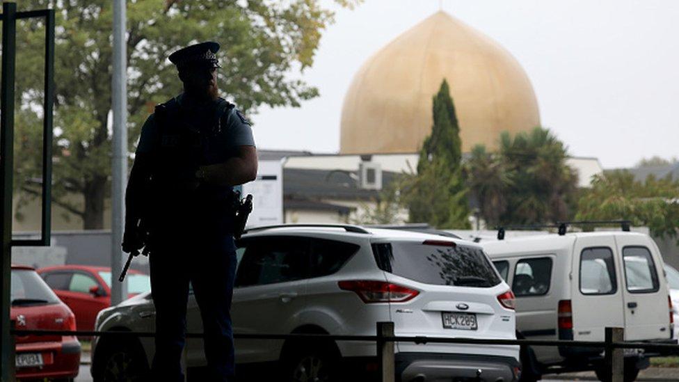 Christchurch'te güvenlik önlemleri artırıldı