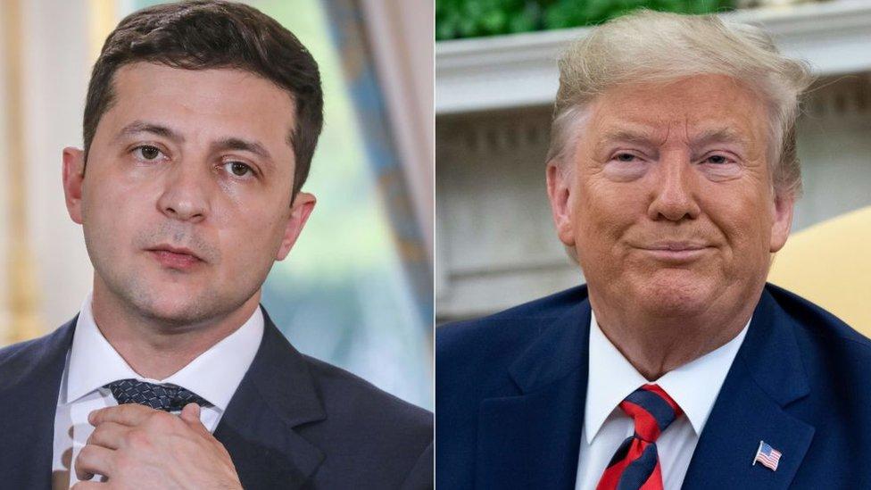 Тінь України над Вашингтоном, або чи буде імпічмент Трампа. Огляд ЗМІ