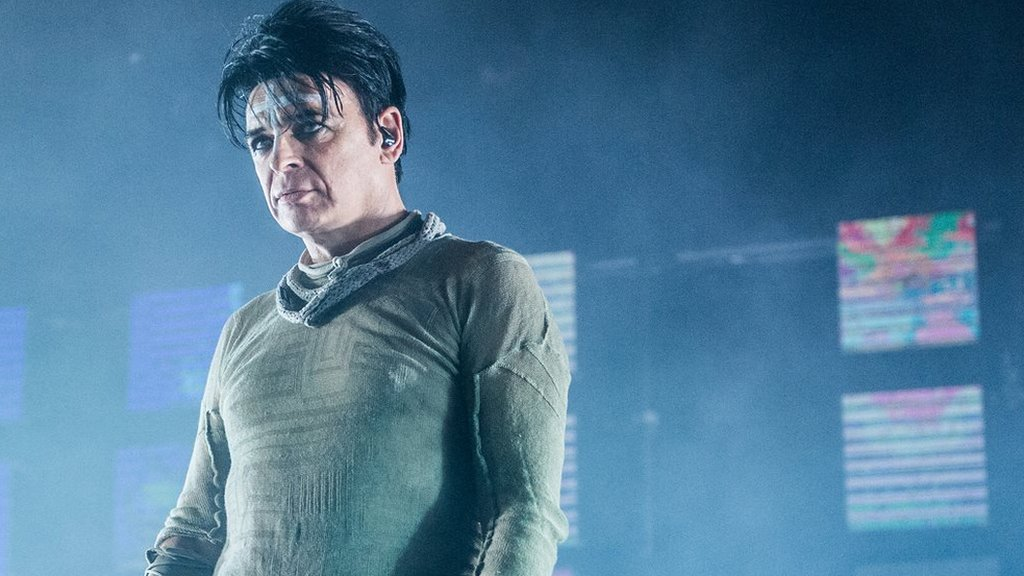 Gary Numan 'devastated' by tour bus fatality