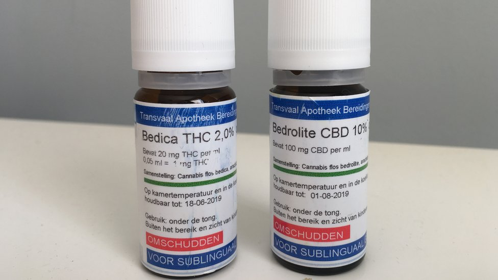 Cannabis-based medicines