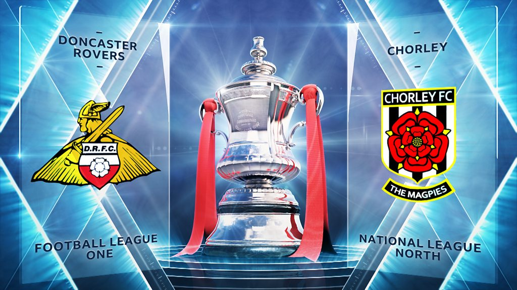 FA Cup: Doncaster Rovers 7-0 Chorley highlights