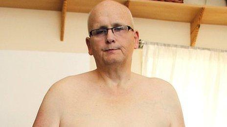 Former 'world's fattest man' Paul Mason fined for shoplifting