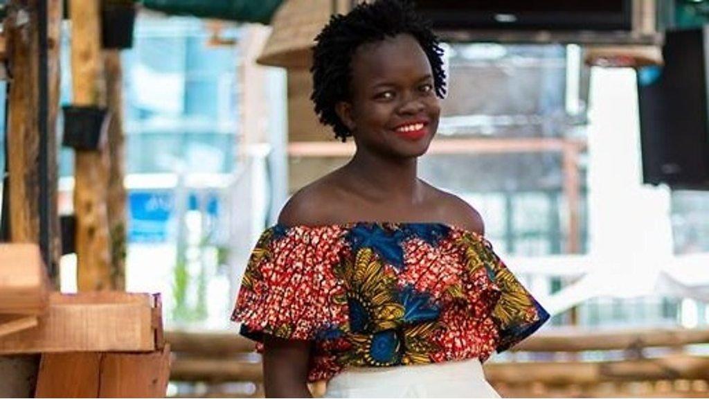Shiyenze Khasoha: 'My designs fund my cancer treatment'