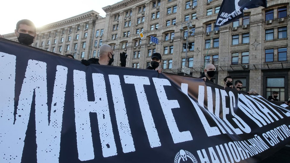 White lives
