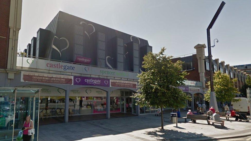 Castlegate Shopping Centre